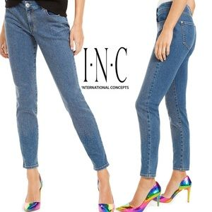 Studded skinny jeans from Inc  12P NWT